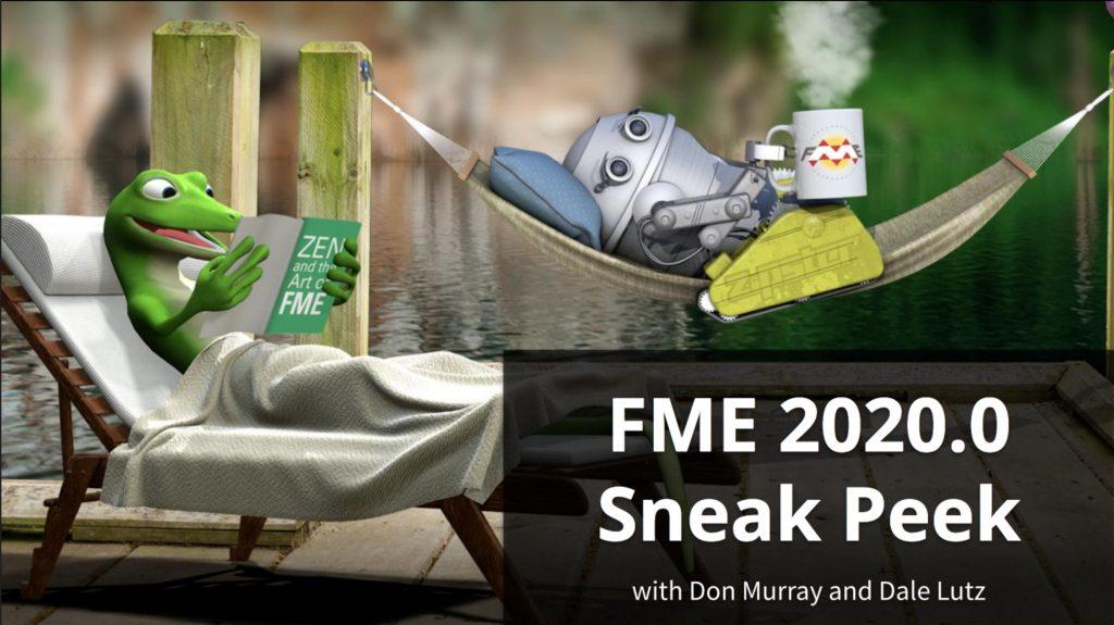 FME Desktop et Server 2020, aperçu des nouveautés